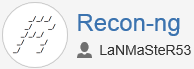 https://bitbucket.org/LaNMaSteR53/recon-ng/wiki/Home
